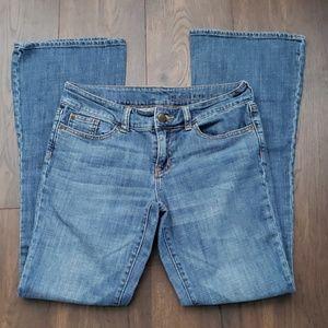 Premium Flare Gap Jeans size 6